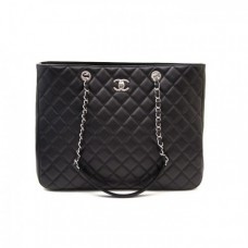BOLSA CHANEL CALFSKIN SHOPPER BAG