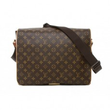 PASTA LOUIS VUITTON MESSENGER ABBESSES MONOGRAM