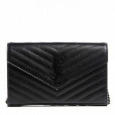 BOLSA YVES SAINT LAURENT CHEVRON